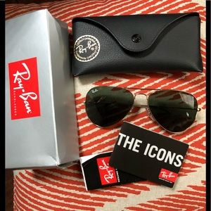 Authentic Ray Bans 58